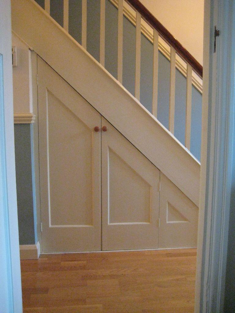 21 Under Stairs Cupboard Design Ideas
