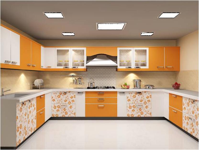 25 Incredible Modular Kitchen Designs on Model Kitchen Ideas  id=25358