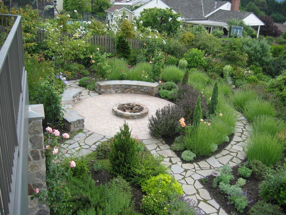 20 Awesome Landscaping Ideas For Your Backyard on Cool Backyard Decorations id=16368