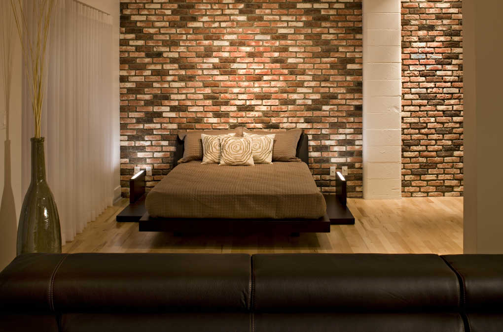 21 Beautiful Brick Wall Designs