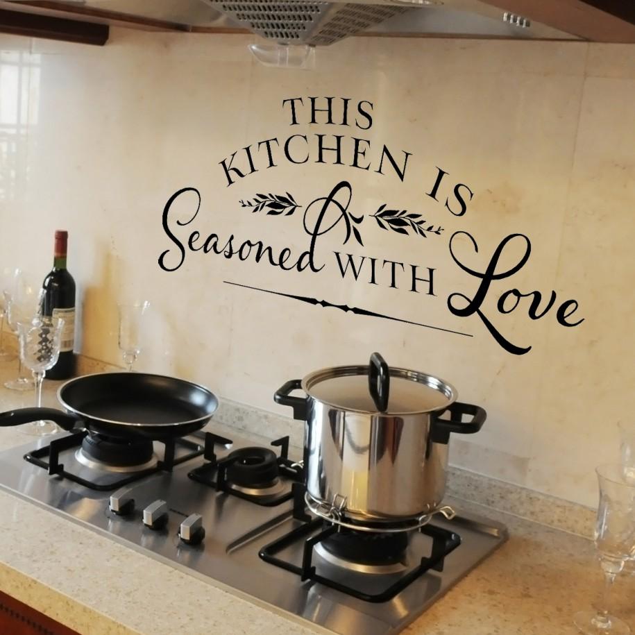 17 Stunning Kitchen wall Decor Ideas on Wall Decoration  id=55938