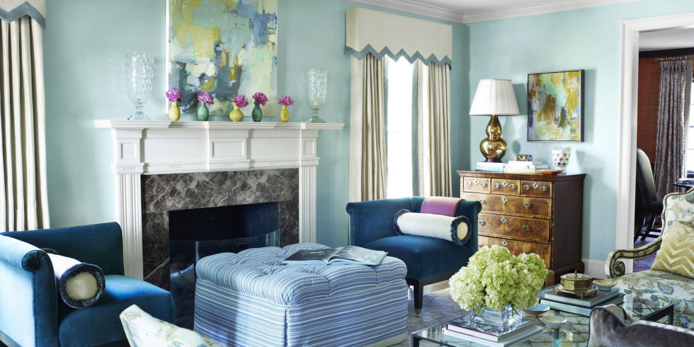 25 Colorful Living Room Design Ideas 355shares