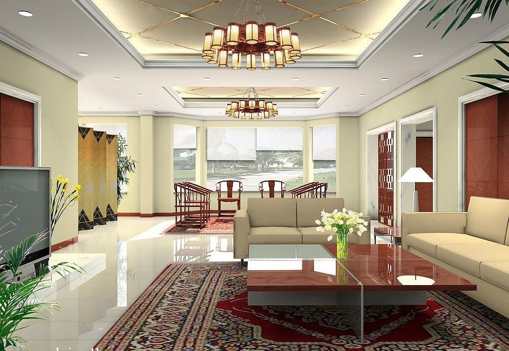 17 Amazing Pop Ceiling Design For Living Room