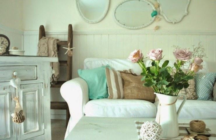 25 Shabby Chic Interior Design Ideas