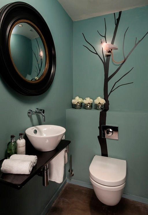 30 Beautiful Small Bathroom Decorating Ideas small bathroom decorating ideas