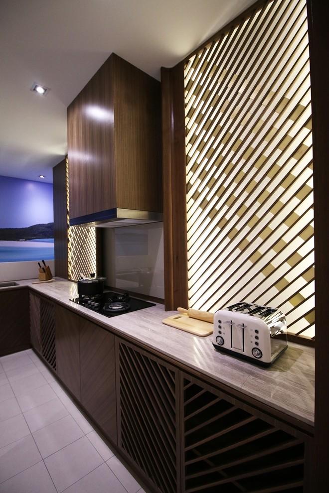 Efficient Small Kitchen Design