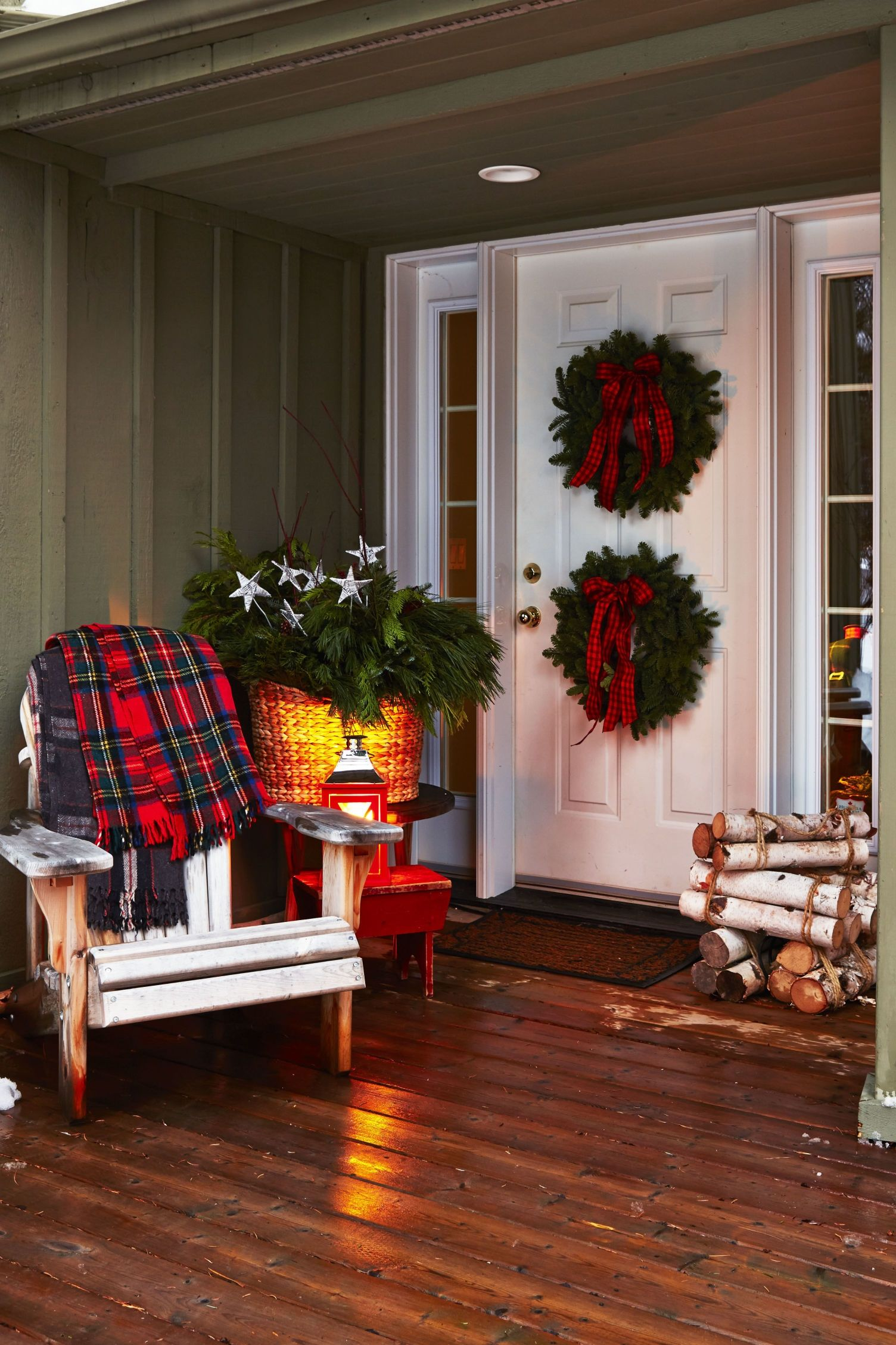 30 Best Outdoor Christmas Decorations Ideas on Lawn Decorating Ideas  id=32490