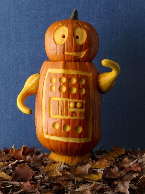 40 Creative Halloween Pumpkin Carving Ideas