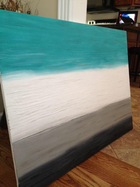 25 Creative and Easy DIY Canvas Wall Art Ideas on Creative:kqmwrvdqiag= Wall Art Ideas  id=32261