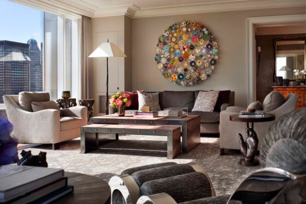 Home Decor Ideas With Unique Wall Art