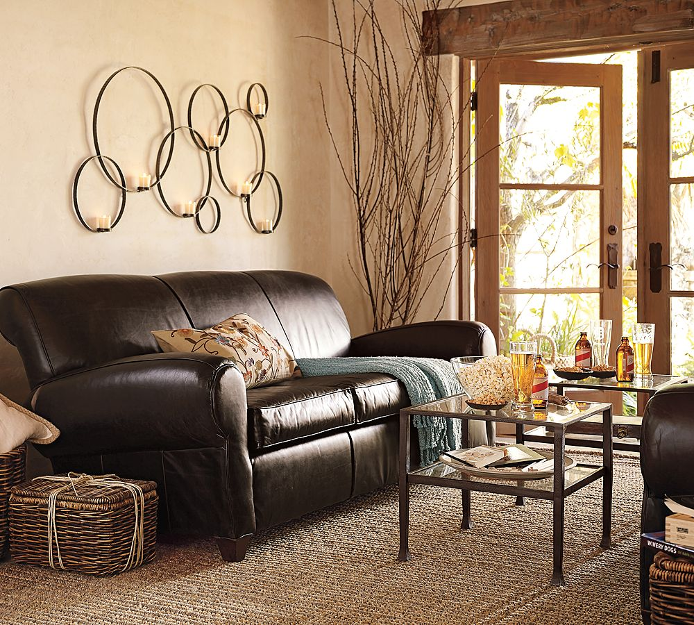 30 Wall Decor Ideas For Your Home on Creative Living Room Wall Decor Ideas  id=37734