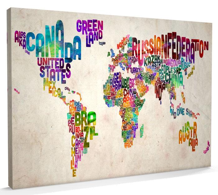 30 Creative and Easy DIY Canvas Wall Art Ideas on Creative:kqmwrvdqiag= Wall Art Ideas  id=96913