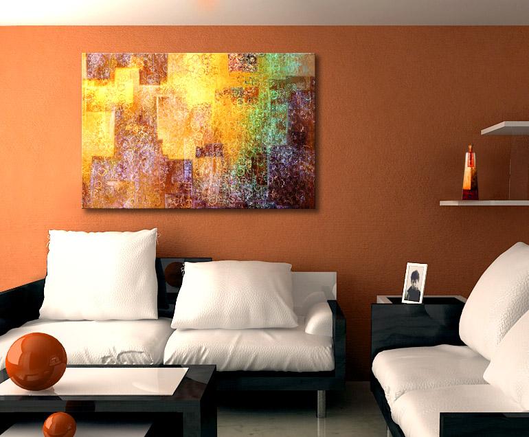 30 Creative and Easy DIY Canvas Wall Art Ideas on Creative:kqmwrvdqiag= Wall Art Ideas  id=77212