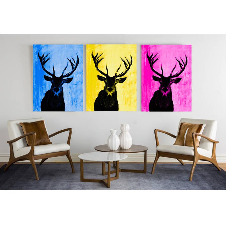 30 Creative and Easy DIY Canvas Wall Art Ideas on Creative:kqmwrvdqiag= Wall Art Ideas  id=29058