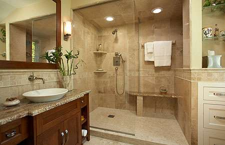 25 Best Bathroom Remodeling Ideas and Inspiration on Bathroom Remodel Design Ideas  id=23113