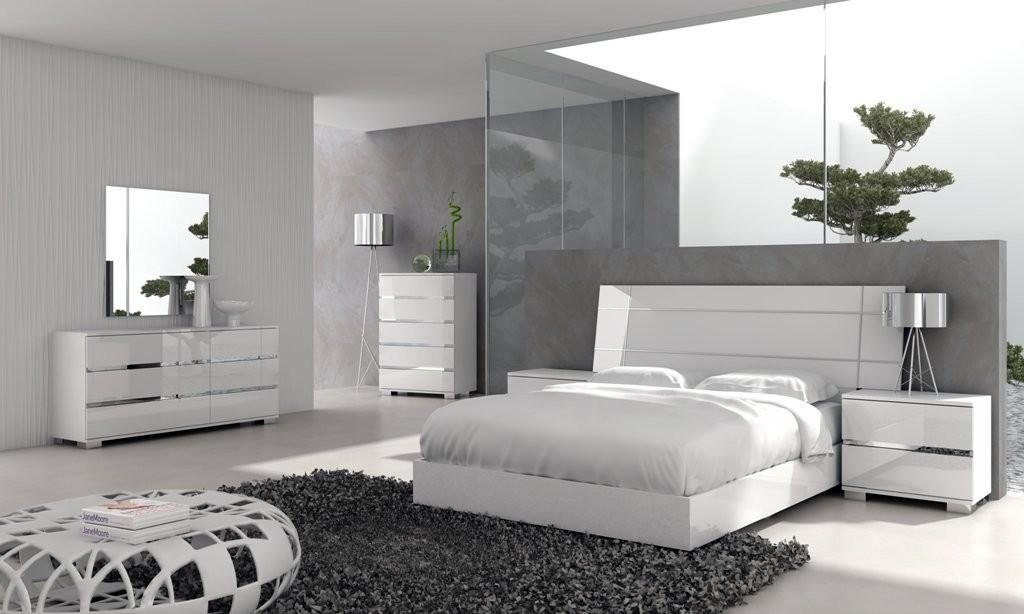 bedroom sets taking modern art to bed
