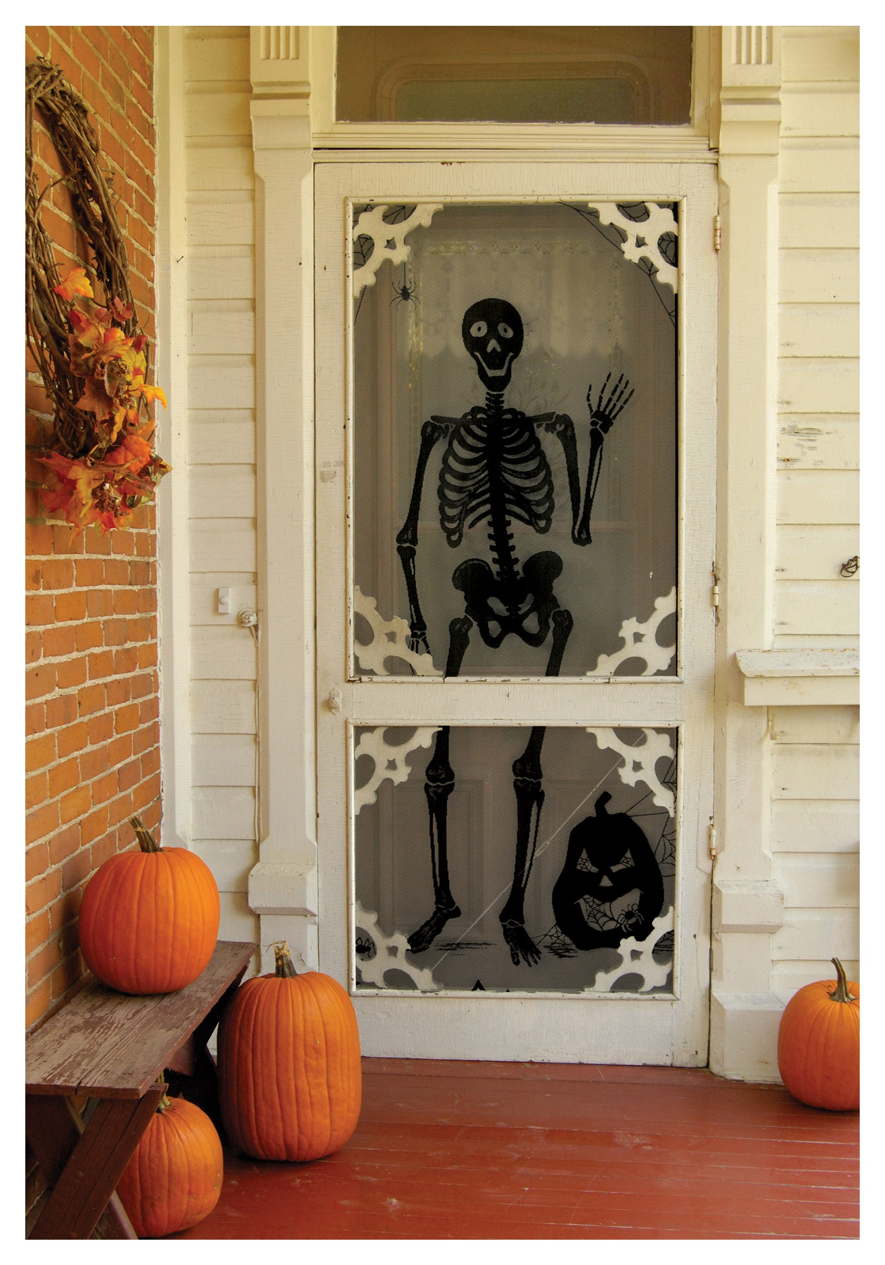 Simple And Easy Gothic Halloween Decorations
