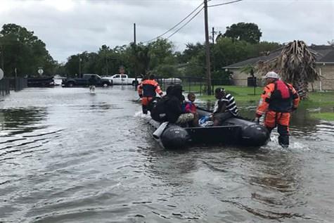 From Harvey to Irma