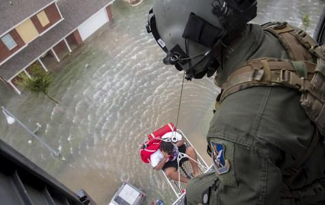 Hurricane Harvey survivor tells her story