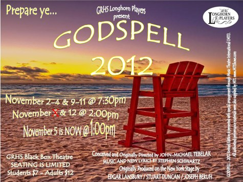 Godspell – Theater's Upcoming Production