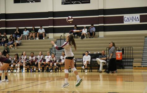 Freshman Volleyball vs. Foster (8/28/18)
