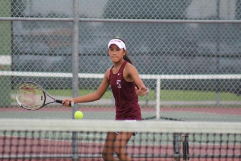 JV  and Varsity Tennis v. Brazoswood