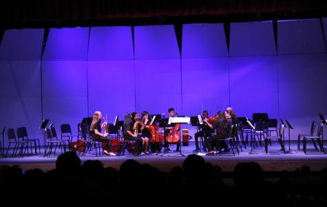 Orchestra's First Concert
