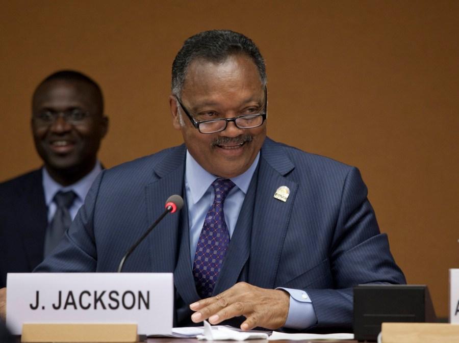 Jesse+Jackson+spoke+at+the+UN.
