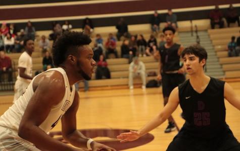 JV A Boys Basketball v. Pearland Dawson