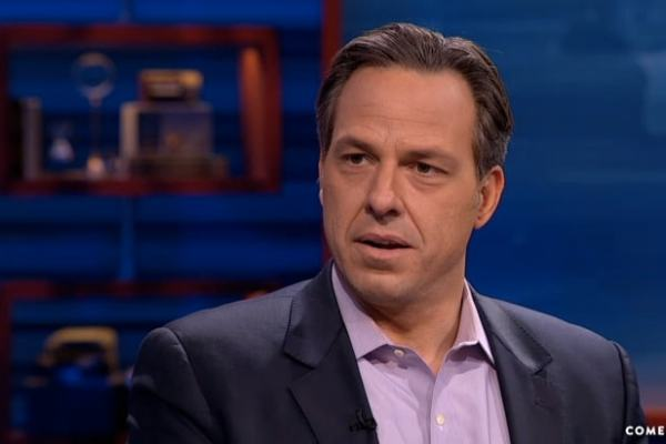 CNN's Jake Tapper to Larry Wilmore: Deflated Balls Not the ...