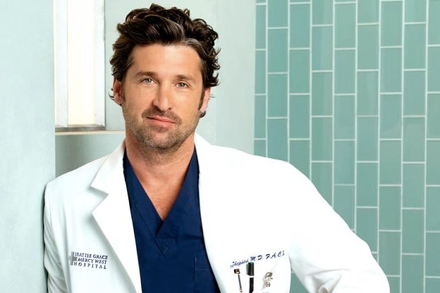 Image result for Grey's Anatomy McDreamy