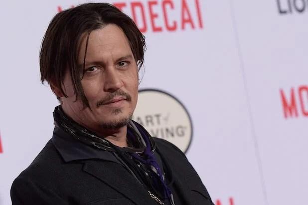 Johnny Depp Labyrinth