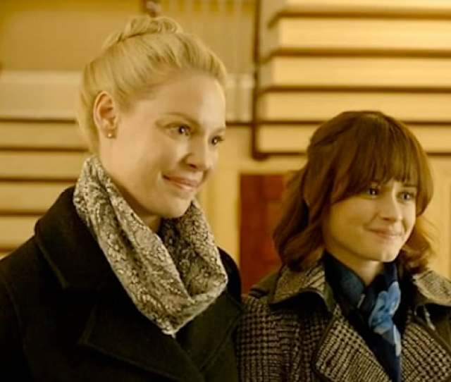 Jennys Wedding Review Katherine Heigl Comes Out Gets Hitched In Standard Issue Lesbian Drama
