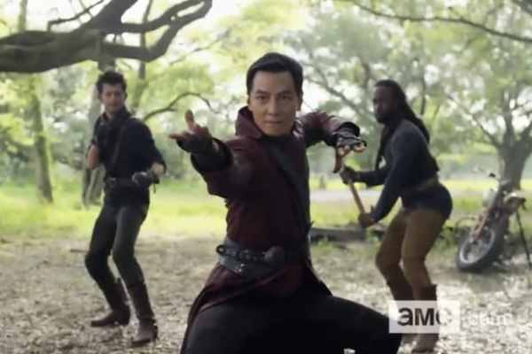 AMC's Martial Arts Drama 'Into the Badlands' Lands ...