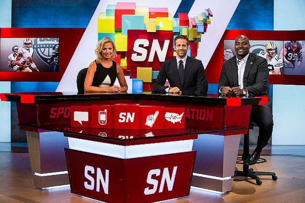 Why ESPN's 'SportsNation' Hosts Have the Most Fun in Sports TV