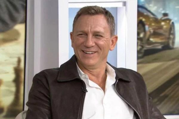'Spectre' Star Daniel Craig Clarifies 'Slash My Wrists ...
