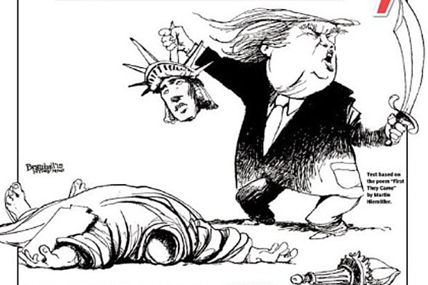 Image result for trump lies cartoons