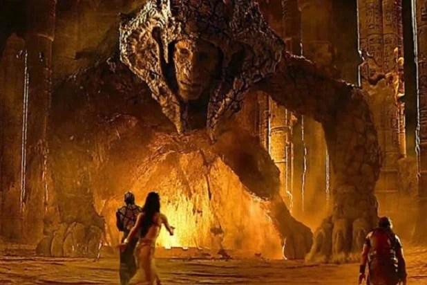Image result for gods of egypt cgi