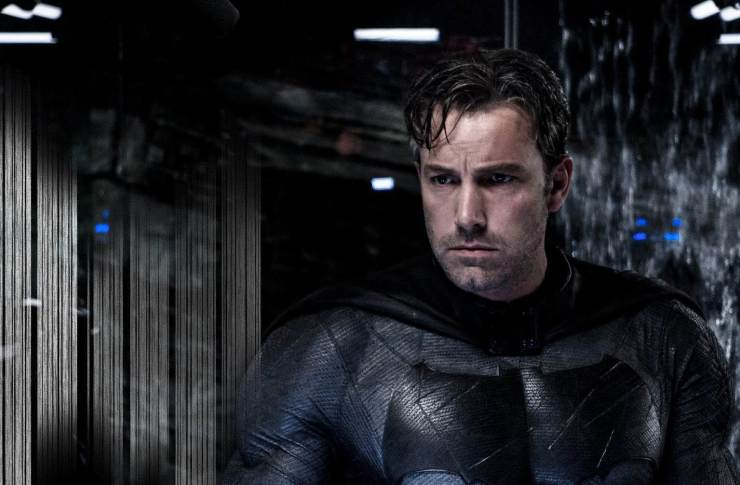 Bomba! Rumores indicam que Ben Affleck nao será mais o Batman