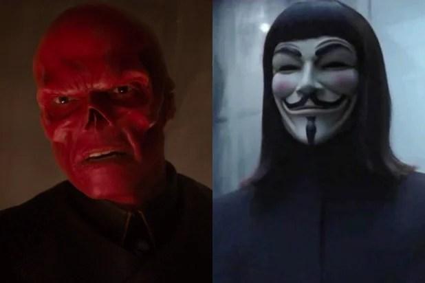 Hasil gambar untuk hugo weaving red skull and v