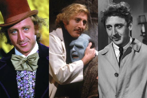 Image result for gene wilder famous movies