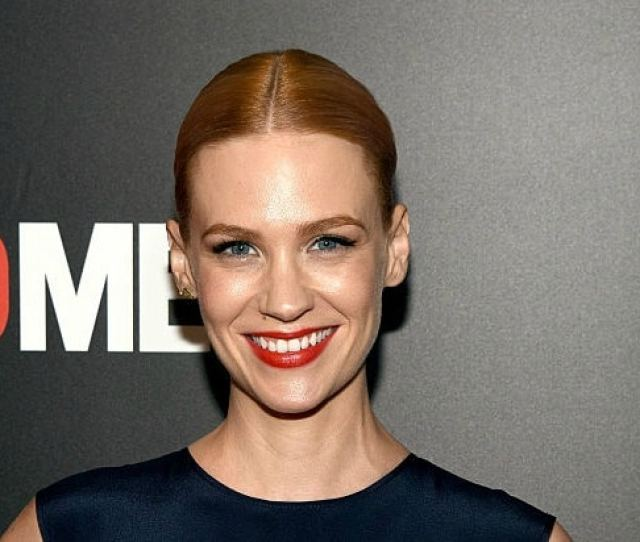 New York Ny March 22 January Jones Attends The Mad Men New York Special Screening At The Museum Of Modern Art On March 22 2015 In New York City
