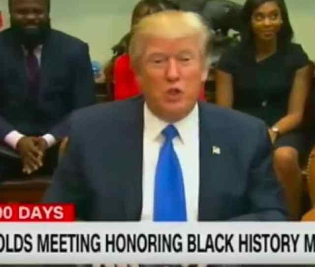 Trumps Black History Month Shocker Omarosa Is Actually A Very Nice Person