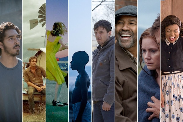 Oscars 2017  list full of Winners