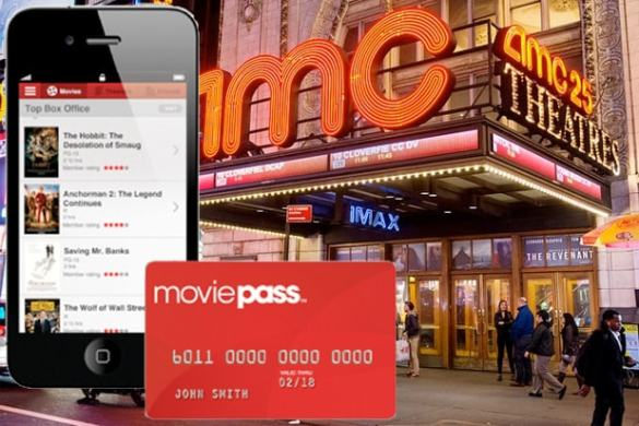 AMC Theatres Announces MoviePass Killer  12 Movies Per Month for  19 95