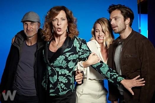 I, TONYA- Margot Robbie, Sebastian Stan,Allison Janney and Craig Gillespie