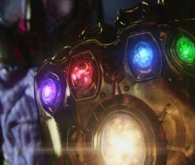 Avengers Infinity War Marvel Cinematic Universe Infinity Stones Thanos Infinity Gauntlet Post Credit Scene