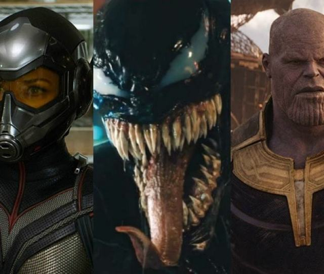 All  Marvel Movies Ranked Worst To Best Including Ant Man And The Wasp And Venom
