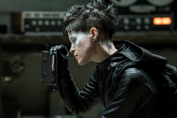 The In Spider S Web Film Review Claire Foy Lisbeth Salander Adventure Trades Angst For Espionage
