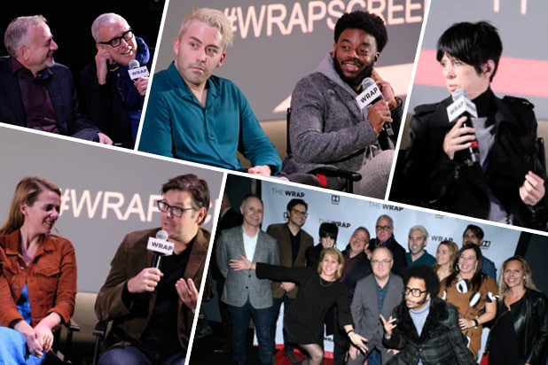 TheWrap's Best Original Song Contenders Panel 2018